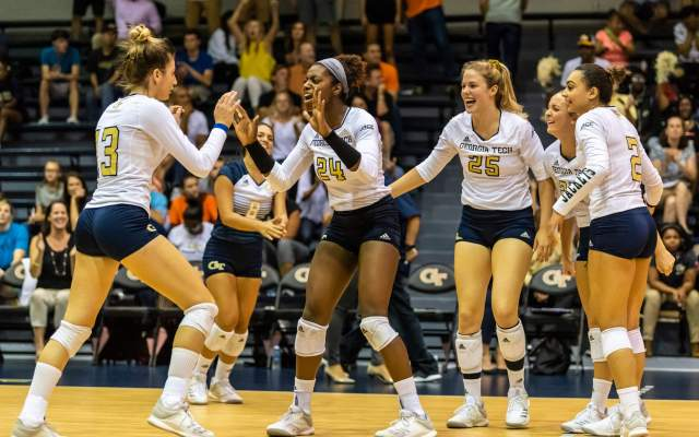 Tech's Comeback Falls Short Against Notre Dame