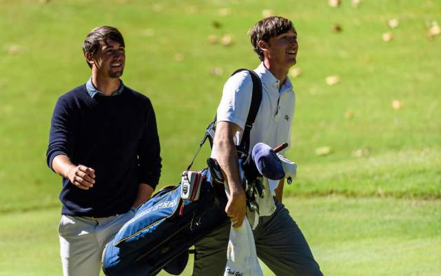 Three Golfers Named Honorable Mention All-America