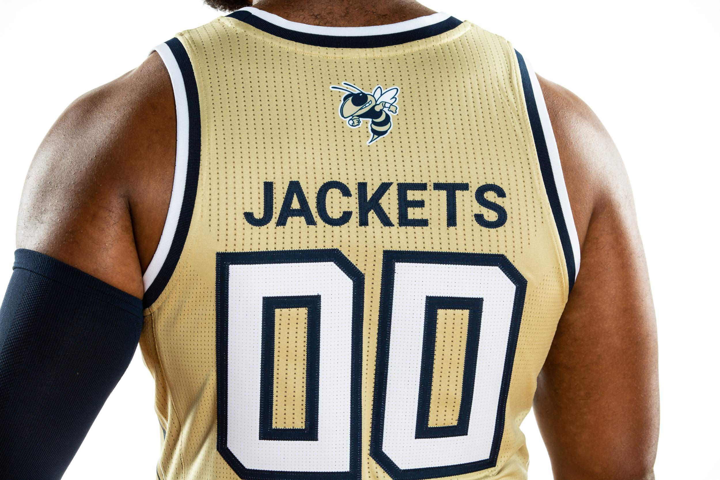 8ba531985 ... adidas uniforms provide the perfect blend of style and technology for  elite performance. Each Georgia Tech basketball jersey features recycled