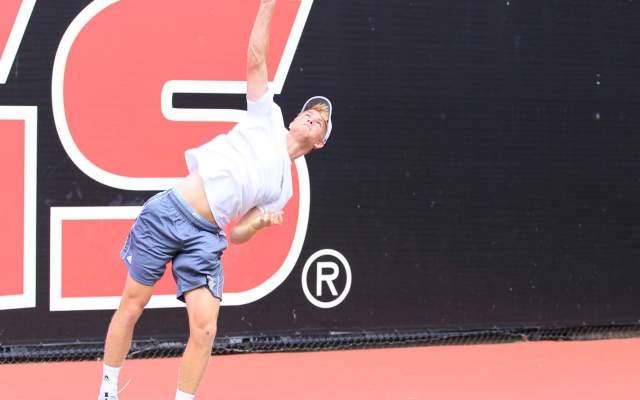 Men's Tennis Closes Out ITA Regionals