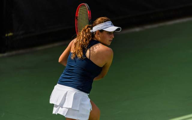 Jackets Wrap-Up ITA Southeast Regionals