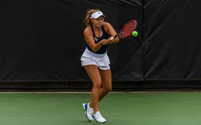 No. 24 Yellow Jackets Host Two Top 10 Teams, Pink Match