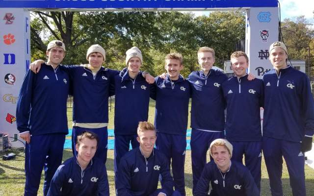 Cross Country Places Seventh, 11th at ACC Championships