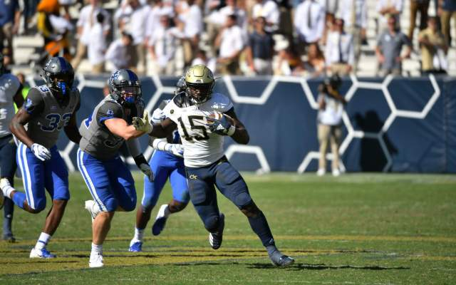 #TGW: Jackets Look to Learn from Slow Start at Clemson