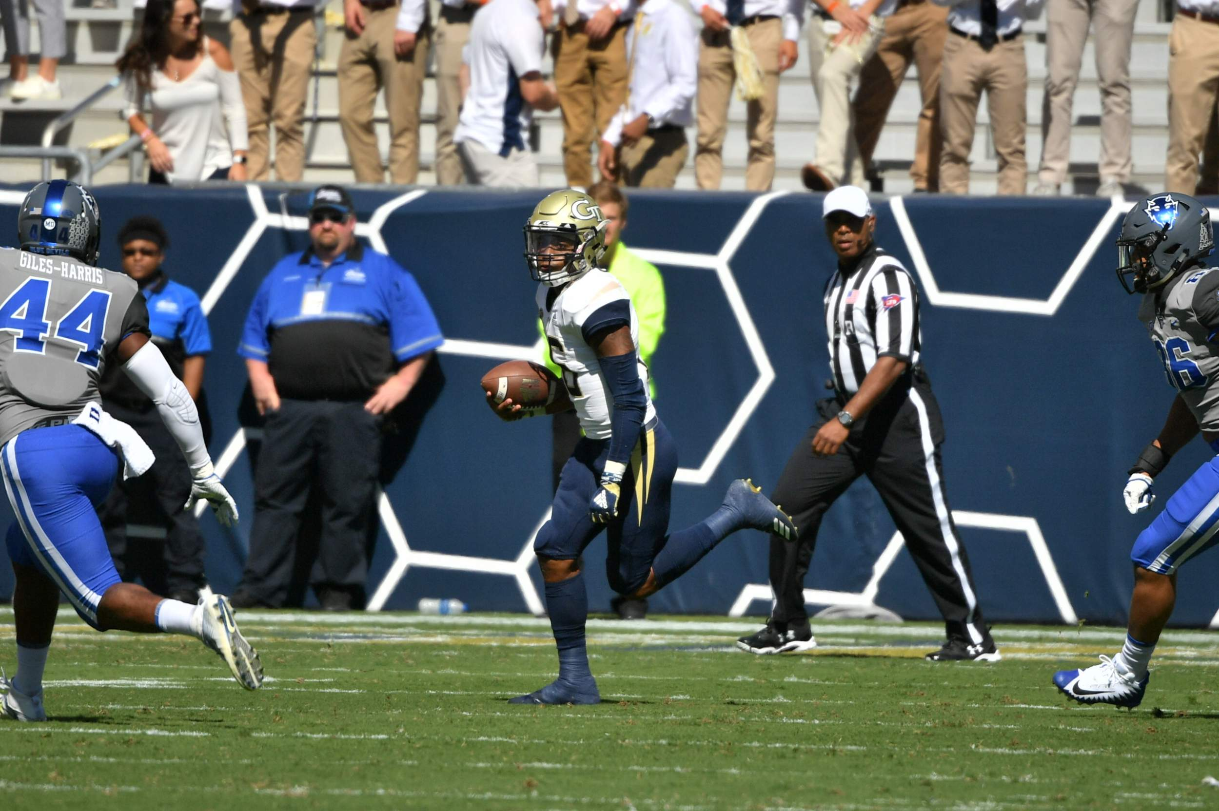 Photos: Football vs Duke