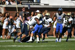 Photos: Football at Pitt