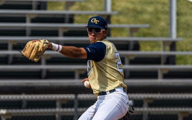 Tech Ranked No. 17 in Preseason Collegiate Baseball Poll