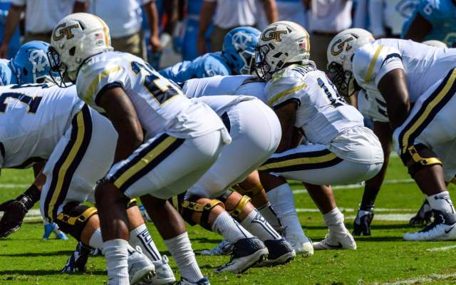 Game Time Set for Football at UNC