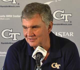 VIDEO: Paul Johnson Weekly Press Conference (Game 6 - Louisville)