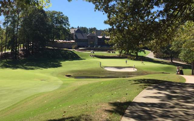 Tech Hosts Golf Club of Georgia Collegiate