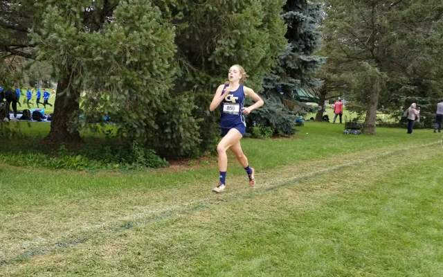 No. 26 Cross Country Women Finish Third at Penn State Open
