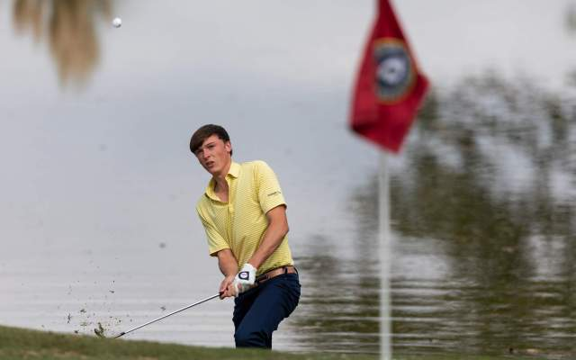 Luke Schniederjans Signs NLI with @GT_Golf
