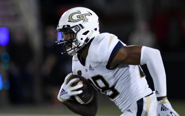 Georgia Tech Falls 15-12 to Georgia