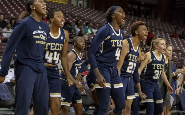 Tech Hosts Western Carolina Sunday