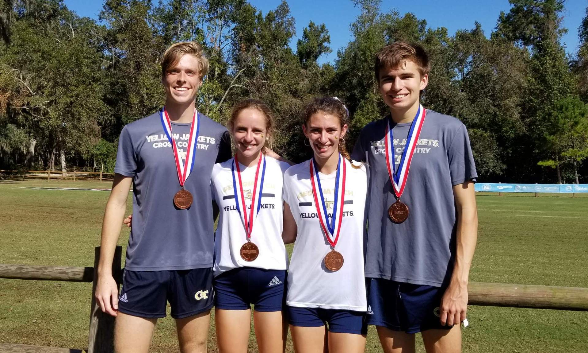 Tech Places Fourth, Fifth in Impressive Regionals