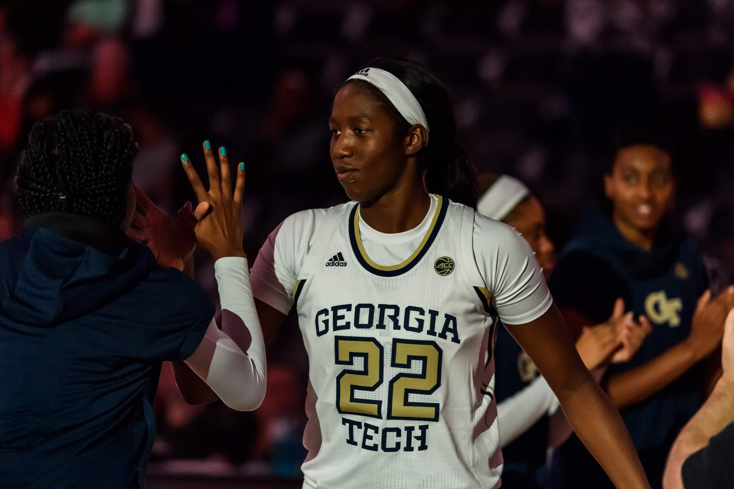 Photos Women S Basketball Vs App State Georgia Tech Yellow Jackets