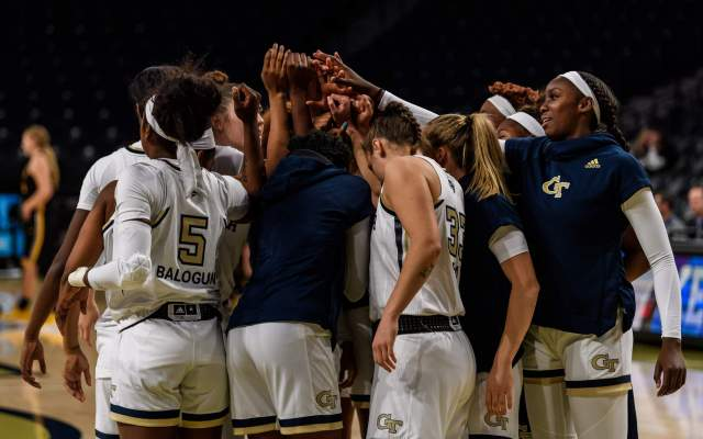 No. 25 Georgia Tech Looks to Tame Wildcats Sunday