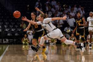 WNIT – Georgia Tech vs Mercer (Photos by Danny Karnik)