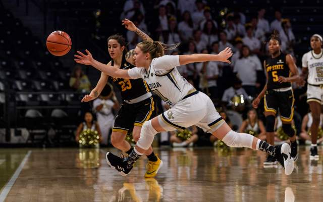 Women's Basketball vs. Virginia Moved to Friday