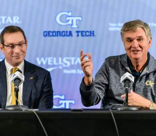 VIDEO: Paul Johnson Press Conference