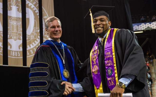 Yellow Jacket Student-Athletes Set To Participate In Graduation Ceremonies