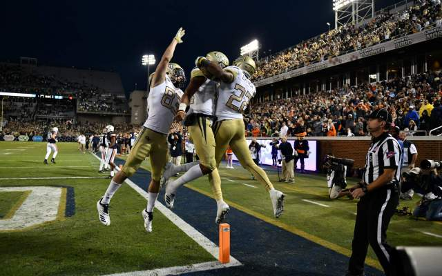 Georgia Tech Signing Class Includes 21 Prospects