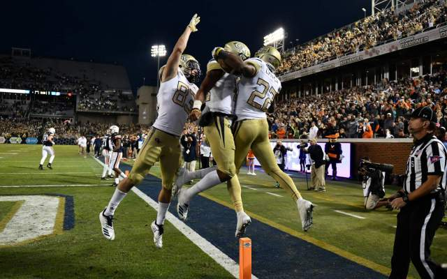 Jackets Host Vanderbilt for #GTGoldOut on Saturday