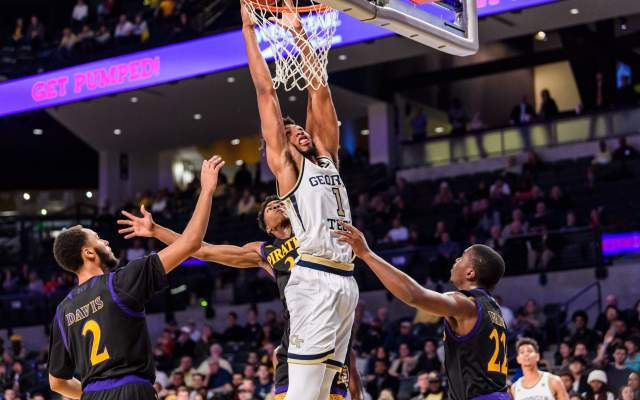 Photos - Georgia Tech vs. East Carolina