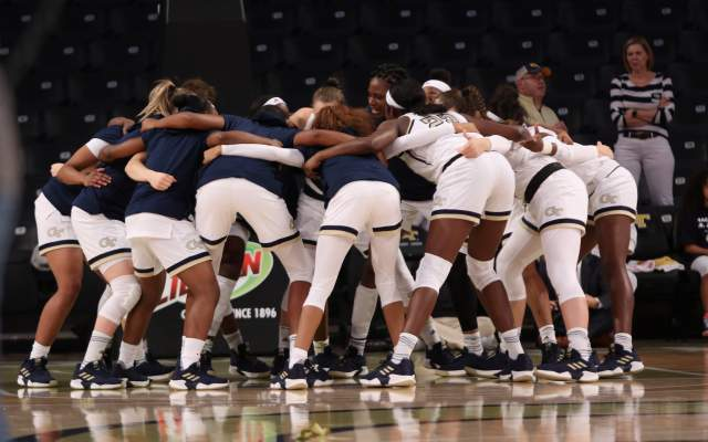 Yellow Jackets Open 2011-12 Season Against Alabama State