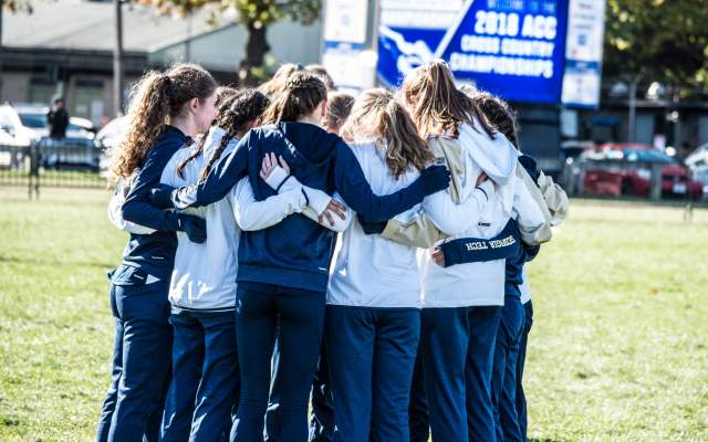 Tech Cross Country Runs Well at NCAA Pre-Nationals