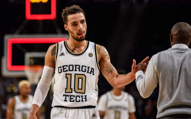 Tech Adds Three Post Players in Men's Basketball