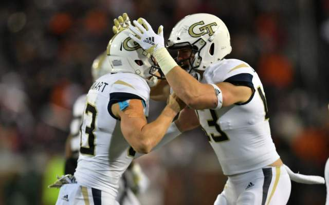 This Week In Georgia Tech Athletics – 11/28/11