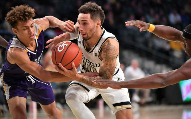 Tech Edged by Penn State, 85-83