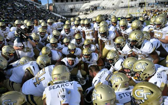Georgia Tech vs Wake Forest (Oct 21, 2016)