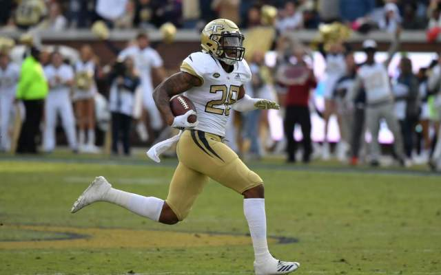 Georgia Tech Rolls Past Alabama A&M, 66-7