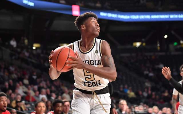 Pierre Jordan Enrolls at Tech, Joins Basketball Program
