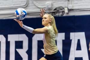 GT Volleyball vs. Boston College – 10/9/11