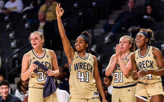 Georgia Tech's Tyaunna Marshall Named First Team All-ACC