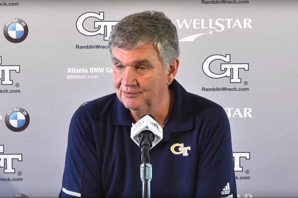 VIDEO: Paul Johnson Weekly Press Conference (Game 12 - Georgia)