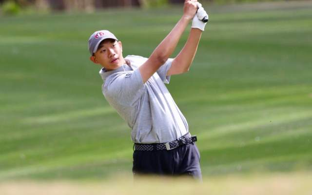 Golf Adds Transfer Kyle Scott