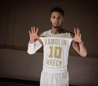 Men's Basketball Unveils 'Winter Whites' Uniform