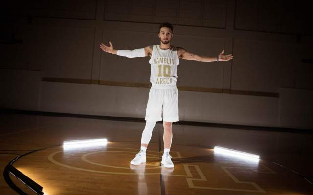 Georgia Tech Men's Basketball: Hello, My Name is … Patrick Lamar