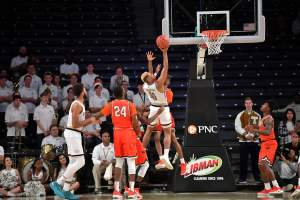 Georgia Tech 78 – Albany 51 (Photos by Brian Savage)