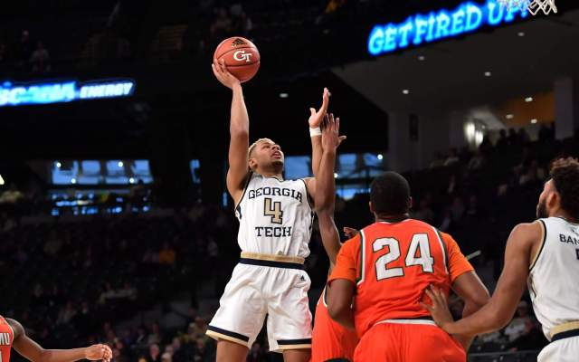 Tech Plays Final Homestand with No. 8 UNC, Boston College