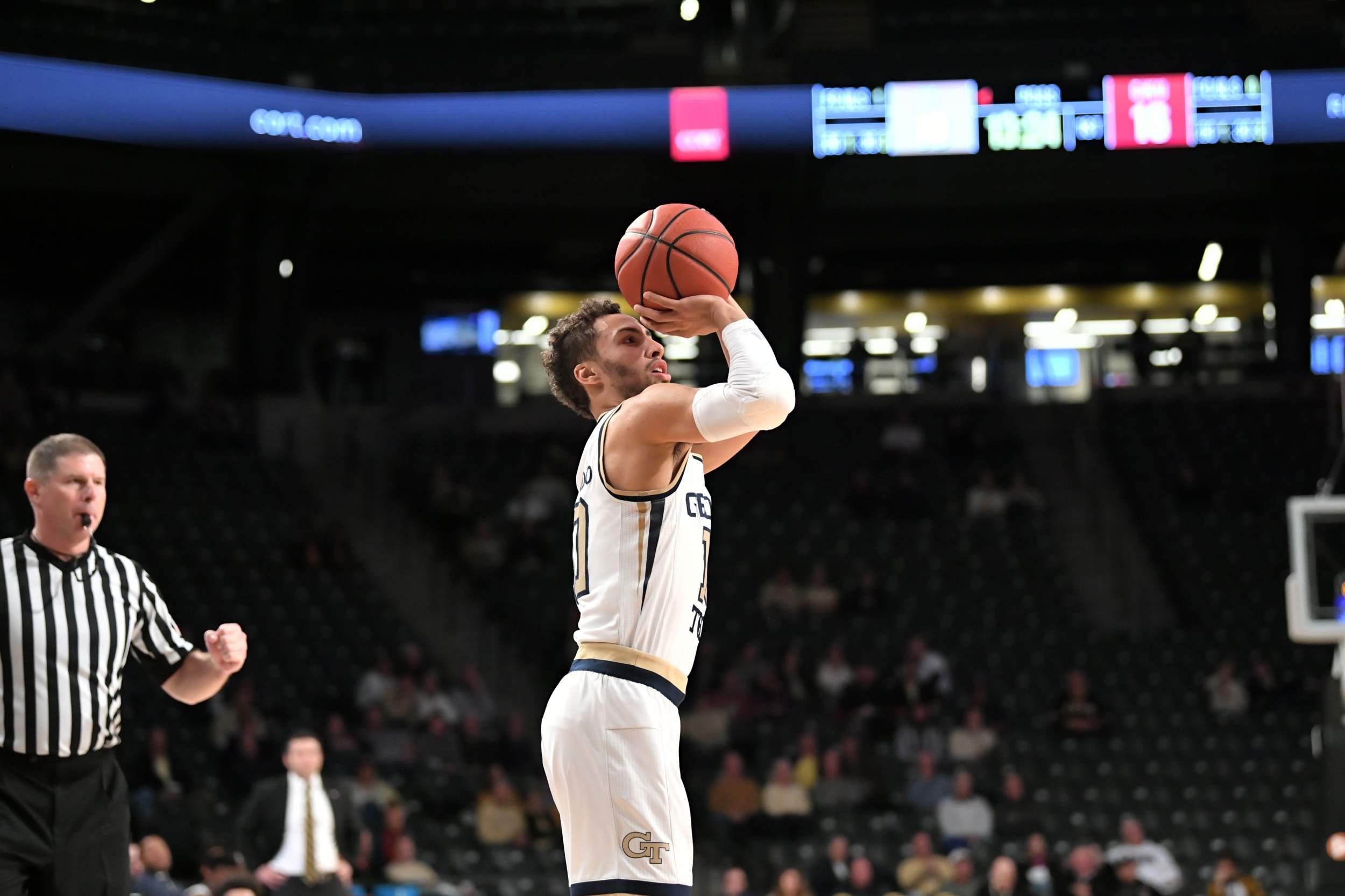 gardner-webb outlasts georgia tech, 79-69 – men's basketball