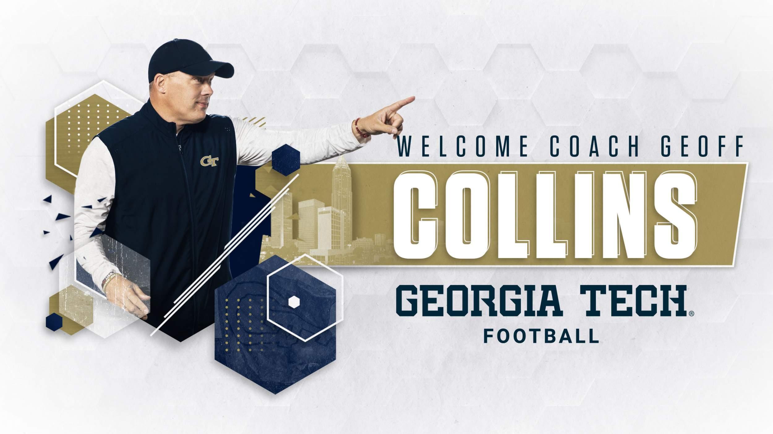 Geoff Collins hired as Georgia Tech head coach