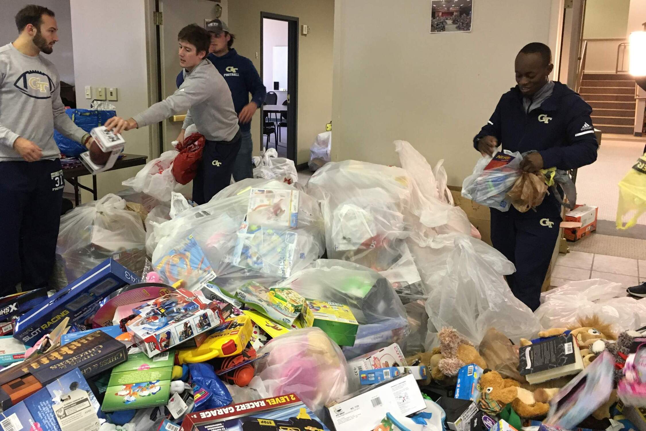 19th-Annual Michael Isenhour Toy Drive Begins