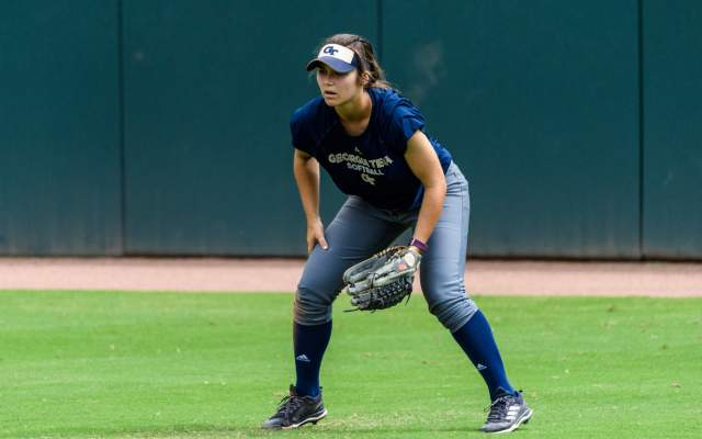 Tiffany Johnson's Second Straight Shutout Leads Softball Past Oregon State, 6-0