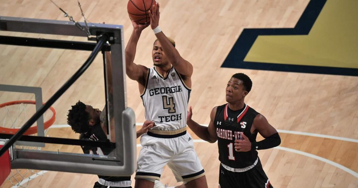 8d08bb68d1a Tech Hosts Georgia to Close Busy Week – Men s Basketball — Georgia Tech  Yellow Jackets