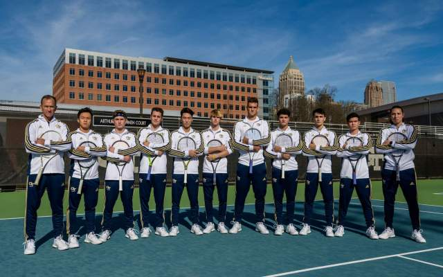 Eubanks Wins Opener at ITA All-Americans